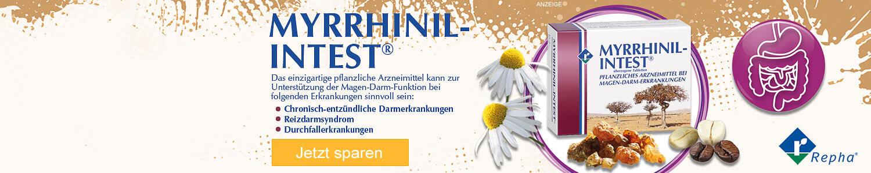 Jetzt günstig online Myrrhinil-Intest kaufen!