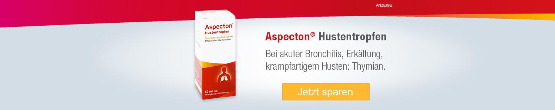 Jetzt Aspecton Hustentropfen günstig online kaufen!