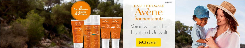 Jetzt Sonnenschutz Produkte von Avene online kaufen