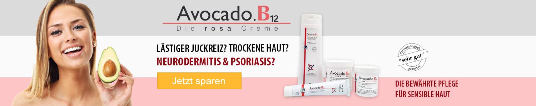 Jetzt Avocado B12 günstig online kaufen!