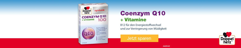 Jetzt Doppelherz Coenzym Q10 günstig online kaufen!