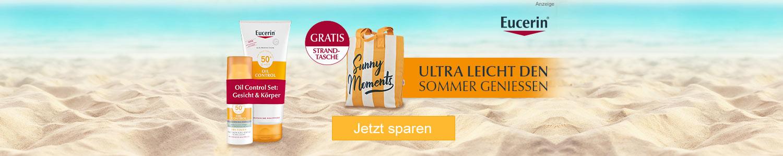 Jetzt Eucerin Sun Produkte günstig kaufen!