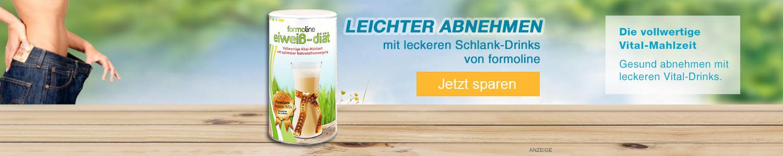 Jetzt Formoline Eiweiß-Diät günstig online kaufen!