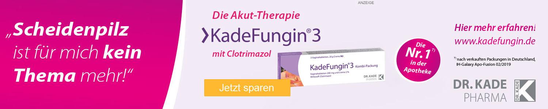 Jetzt KadeFungin günstig online kaufen!