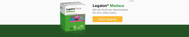 Jetzt Legalon forte günstig online kaufen!