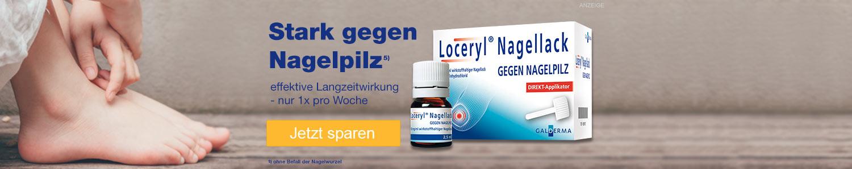Jetzt Loceryl günstig online kaufen!