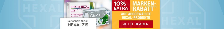 Produkte der Marke Hexal