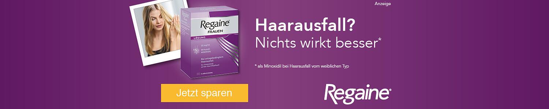 Jetzt Regaine Frauen günstig online kaufen!