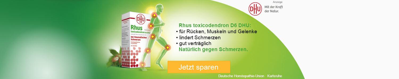 Jetzt Rhus Toxicodendron günstig online kaufen!