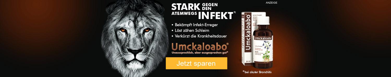 Jetzt Umckaloabo günstig online kaufen!
