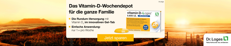 Jetzt Vitamin D günstig online kaufen!