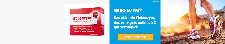 Jetzt Wobenzym magensaftresistente Tabletten günstig online kaufen!
