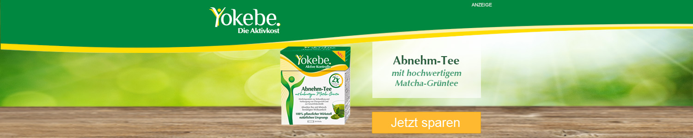 Jetzt Yokebe Abnehm-Tee günstig online kaufen!