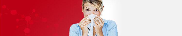Allergien & Heuschnupfen