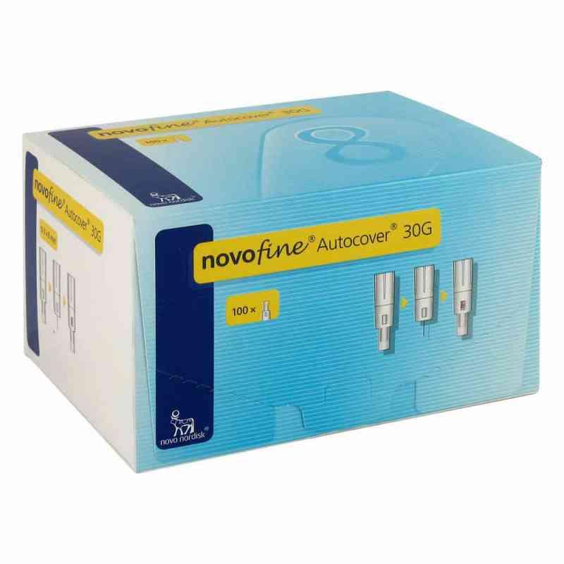 Novofine Autocover Kanülen 8 mm 30 G  bei versandapo.de bestellen