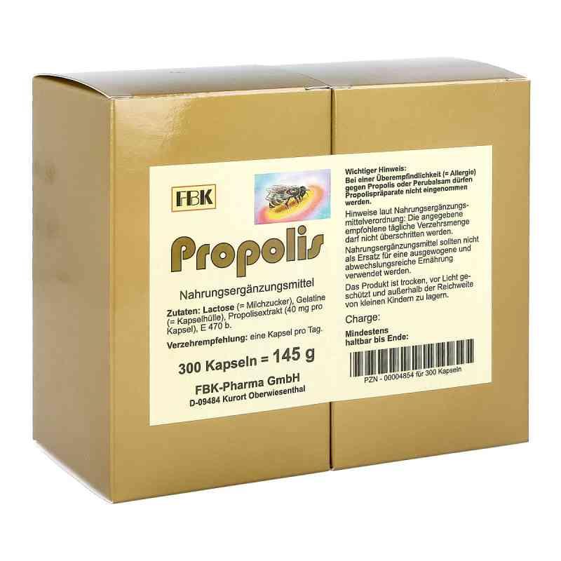 Propolis Kapseln  bei versandapo.de bestellen