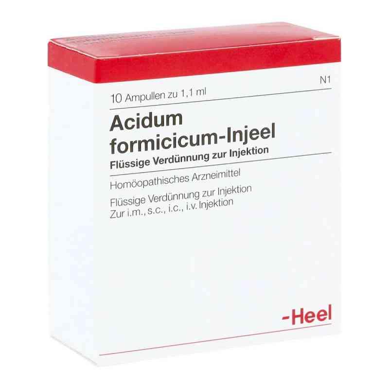 Acidum Formicicum Injeel Ampullen  bei versandapo.de bestellen
