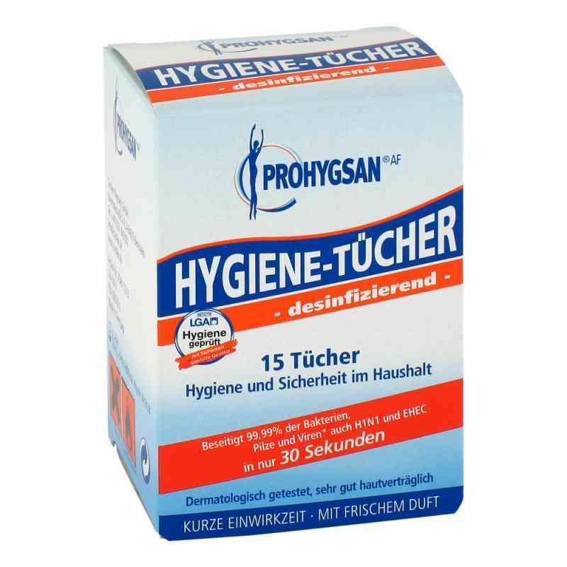 Prohygsan Hygiene Tücher Af desinfizierend  bei versandapo.de bestellen