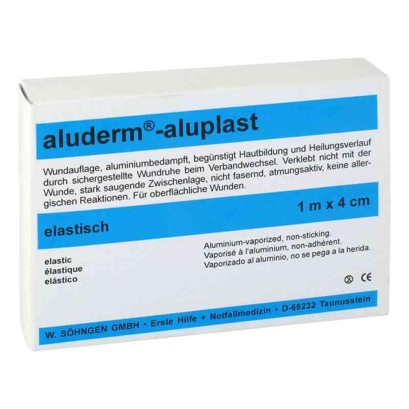 Aluderm Aluplast Wundverband pfl.1mx4cm elastisch   bei versandapo.de bestellen