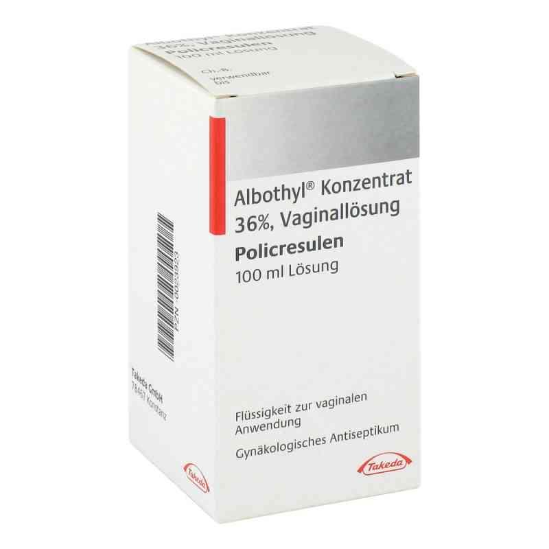 Albothyl Konzentrat  bei versandapo.de bestellen