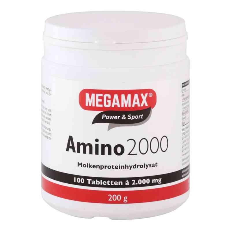 Amino 2000 Megamax Tabletten  bei versandapo.de bestellen