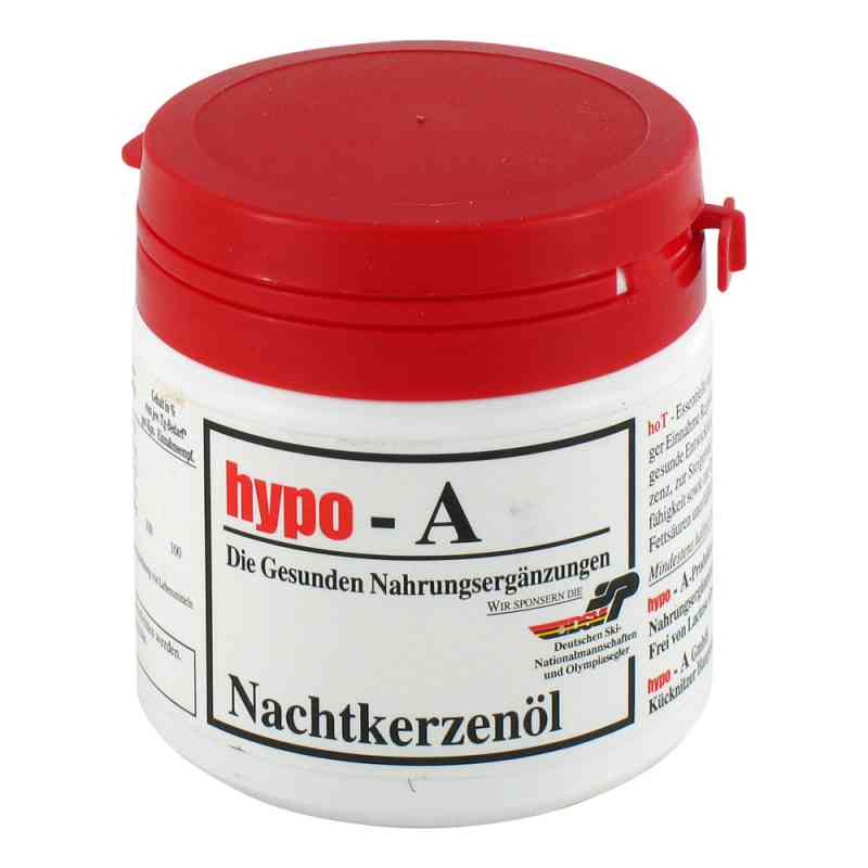 Hypo A Nachtkerzenöl Kapseln  bei versandapo.de bestellen