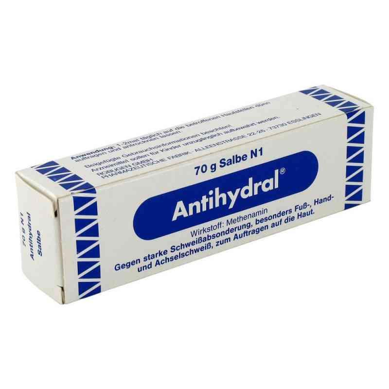 Antihydral Salbe  bei versandapo.de bestellen