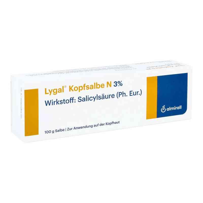 Lygal Kopfsalbe N 3%  bei versandapo.de bestellen