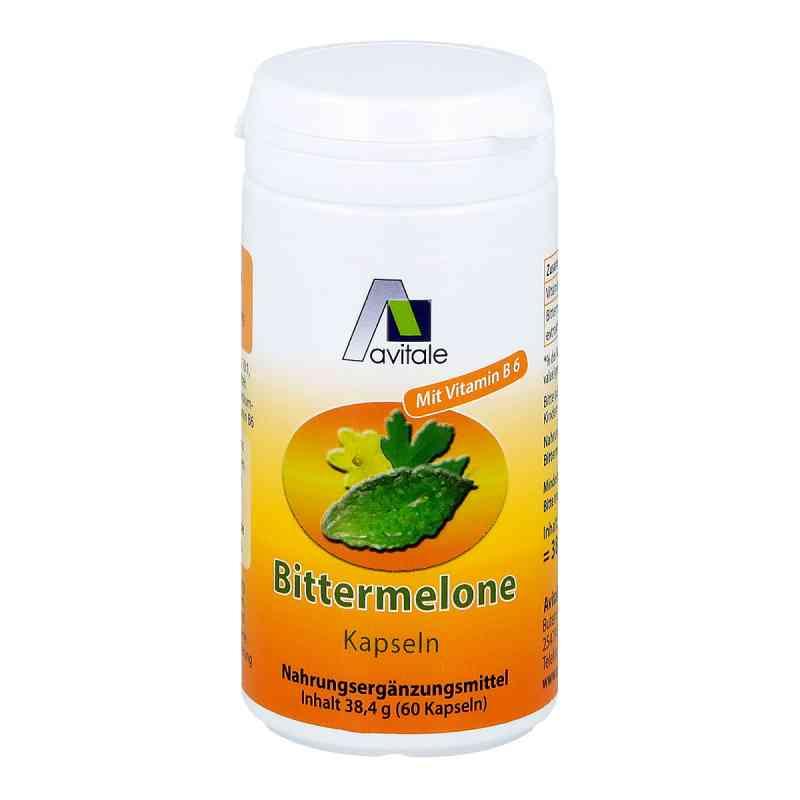 Bittermelone Kapseln 500 mg  bei versandapo.de bestellen