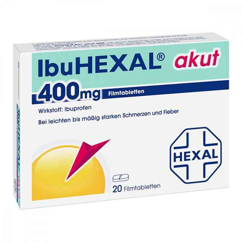 IbuHEXAL akut 400mg  bei versandapo.de bestellen