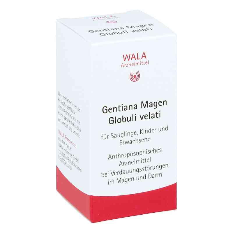 Gentiana Magen Globuli velati  bei versandapo.de bestellen
