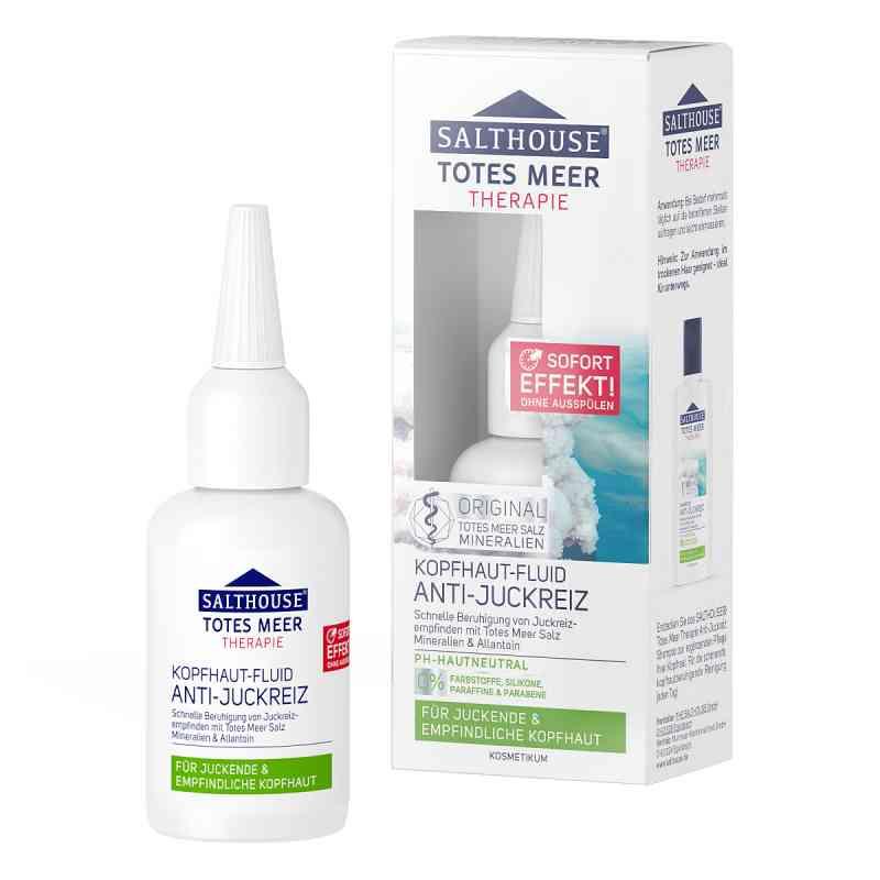 Salthouse Therapie Kopfhaut Fluid  bei versandapo.de bestellen