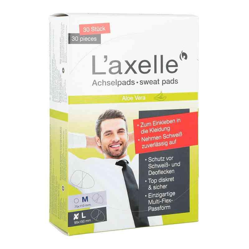 Laxelle Achselpads mit Aloe Vera Größe l  bei versandapo.de bestellen