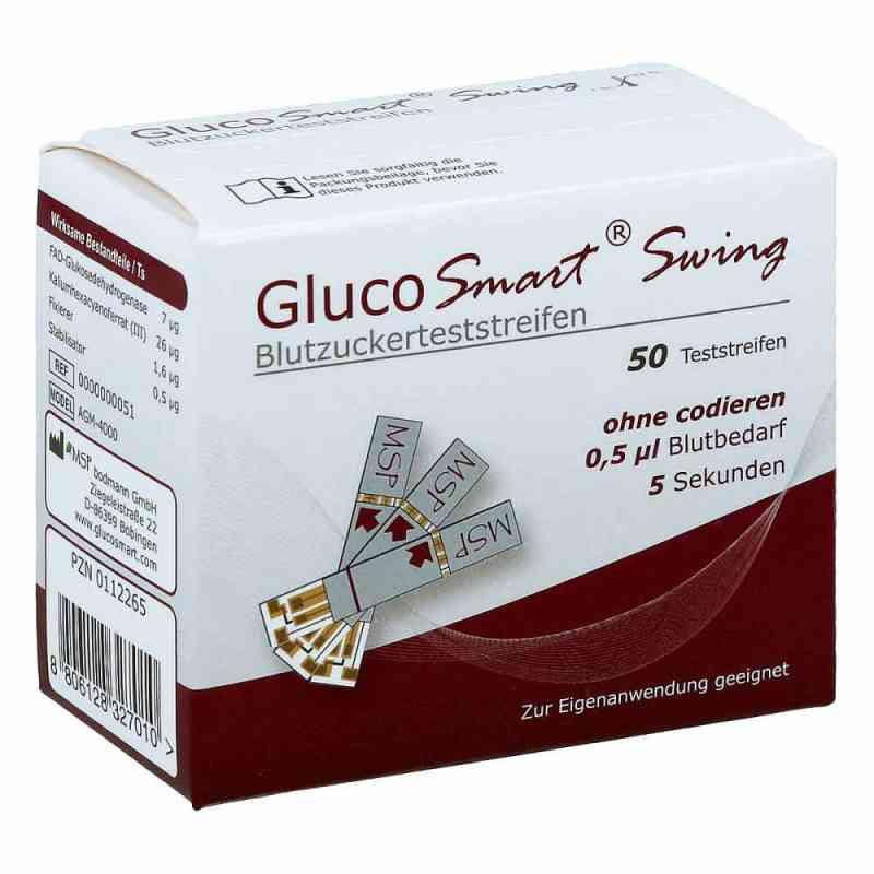 Glucosmart Swing Blutzuckerteststreifen  bei versandapo.de bestellen