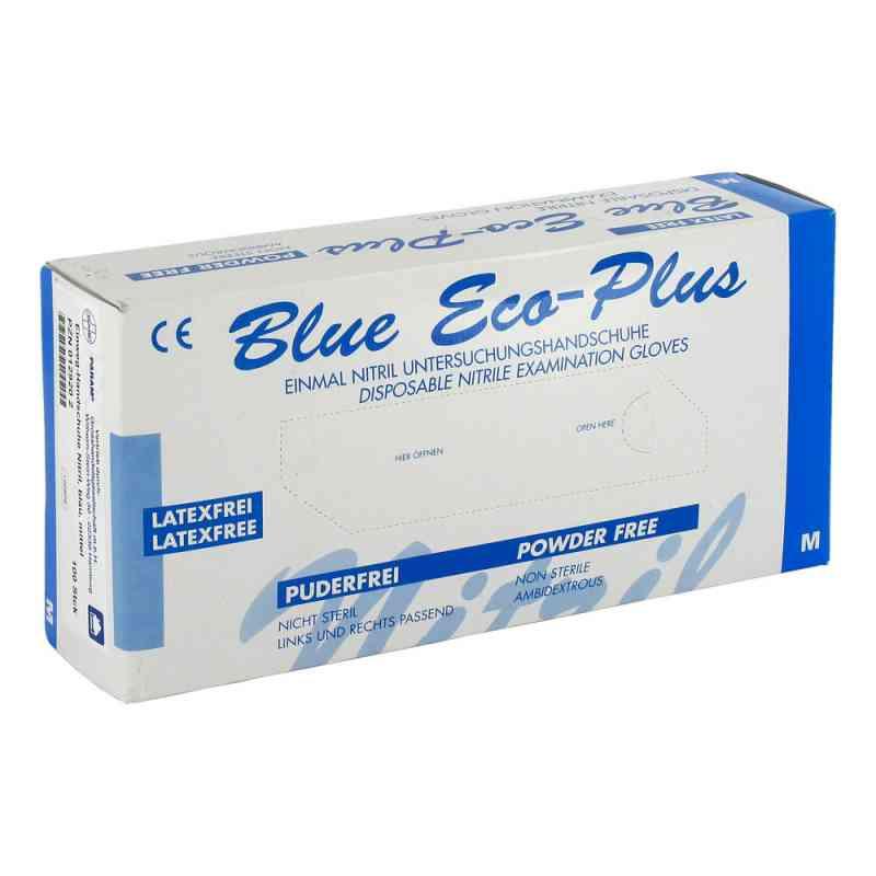 Handschuhe Einmal Nitril M blau  bei versandapo.de bestellen