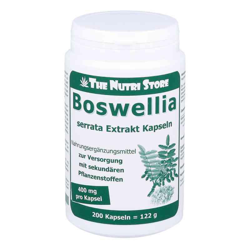 Boswellia 400 mg Extrakt vegetarische Kapseln  bei versandapo.de bestellen