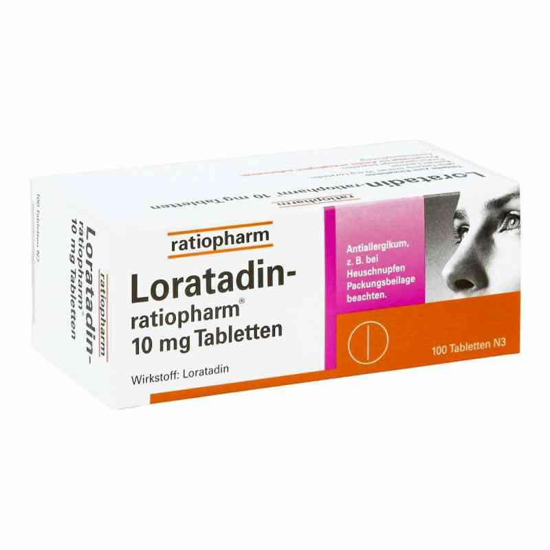 Loratadin-ratiopharm 10mg  bei versandapo.de bestellen