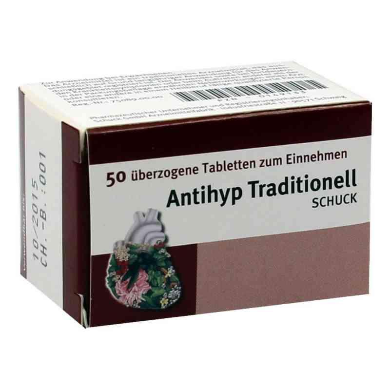 Antihyp Traditionell Schuck überzogene Tab.  bei versandapo.de bestellen