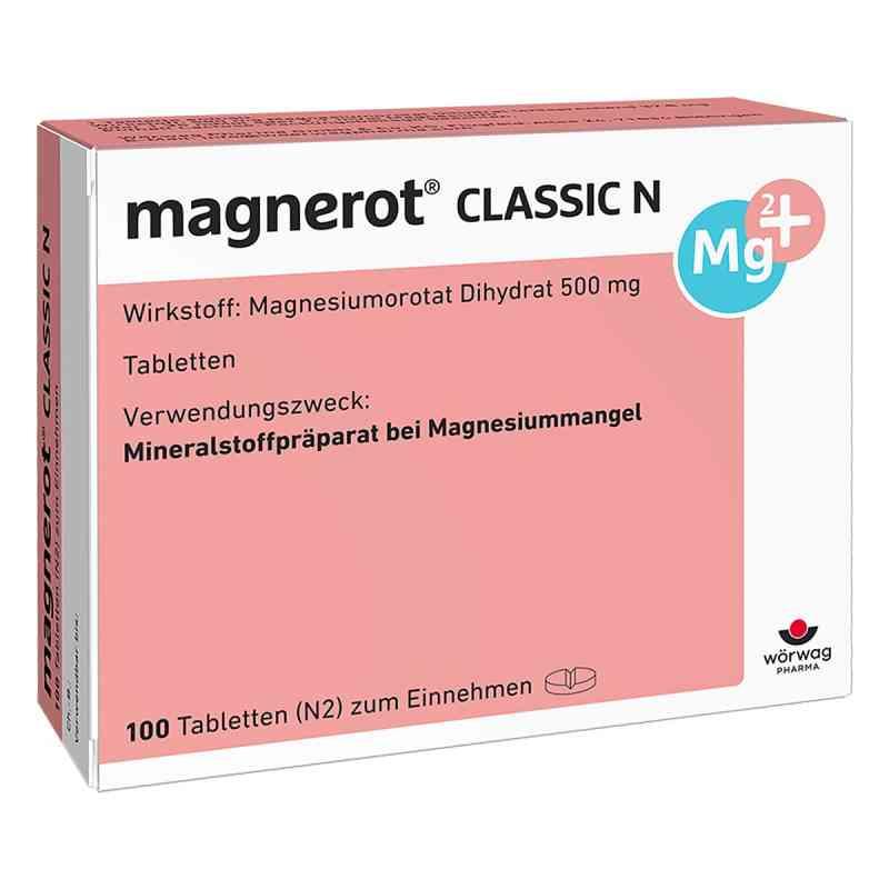 Magnerot Classic N Tabletten  bei versandapo.de bestellen