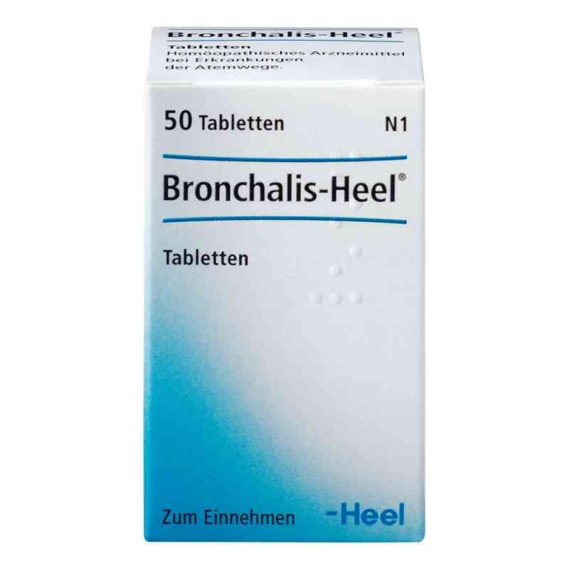 Bronchalis Heel Tabletten  bei versandapo.de bestellen