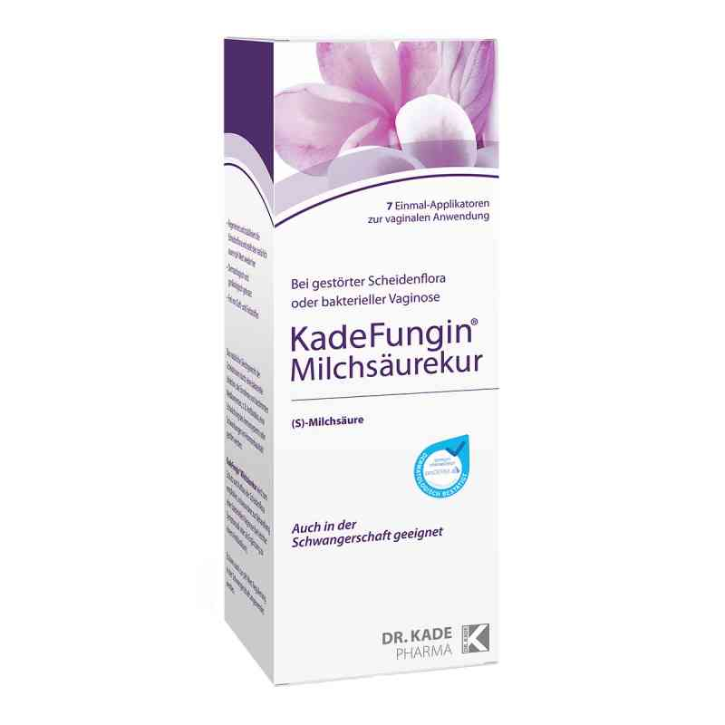 Kadefungin Milchsäurekur Gel Einmalapplikatoren  bei versandapo.de bestellen