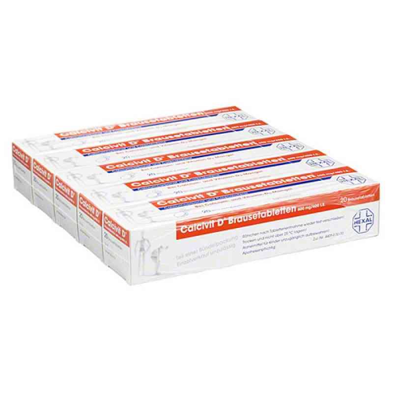 Calcivit D 600mg/400 I.E.  bei versandapo.de bestellen