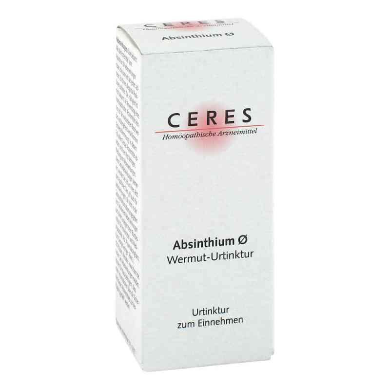 Ceres Absinthium Urtinktur  bei versandapo.de bestellen