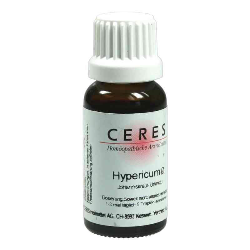 Ceres Hypericum Urtinktur  bei versandapo.de bestellen