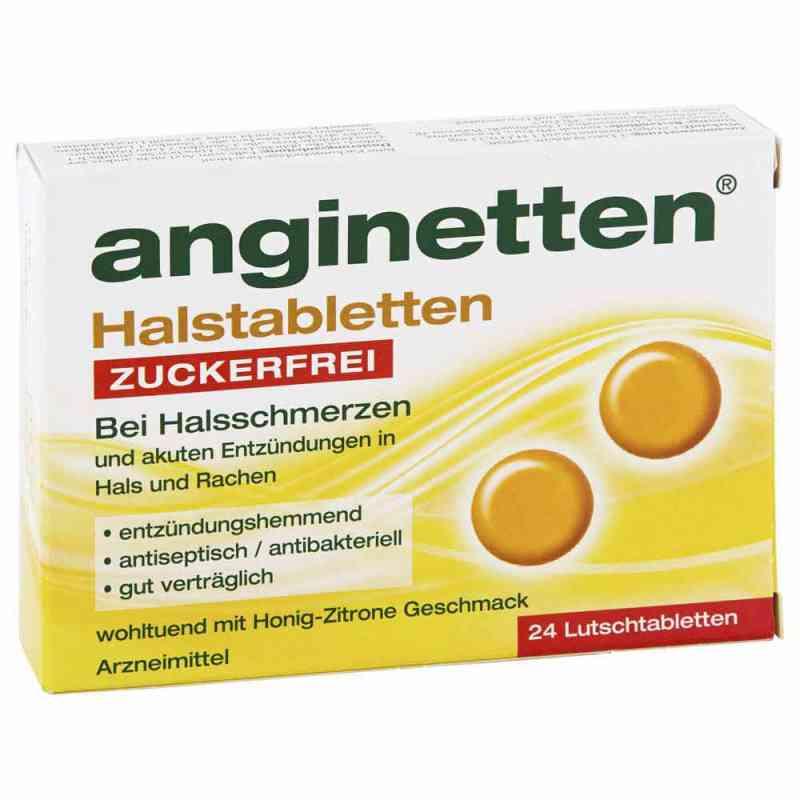 Anginetten Halstabletten zuckerfrei  bei versandapo.de bestellen
