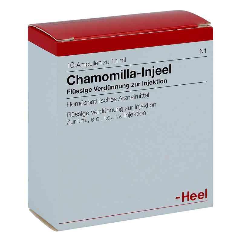 Chamomilla Injeel Ampullen  bei versandapo.de bestellen