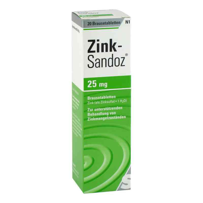 Zink-Sandoz  bei versandapo.de bestellen