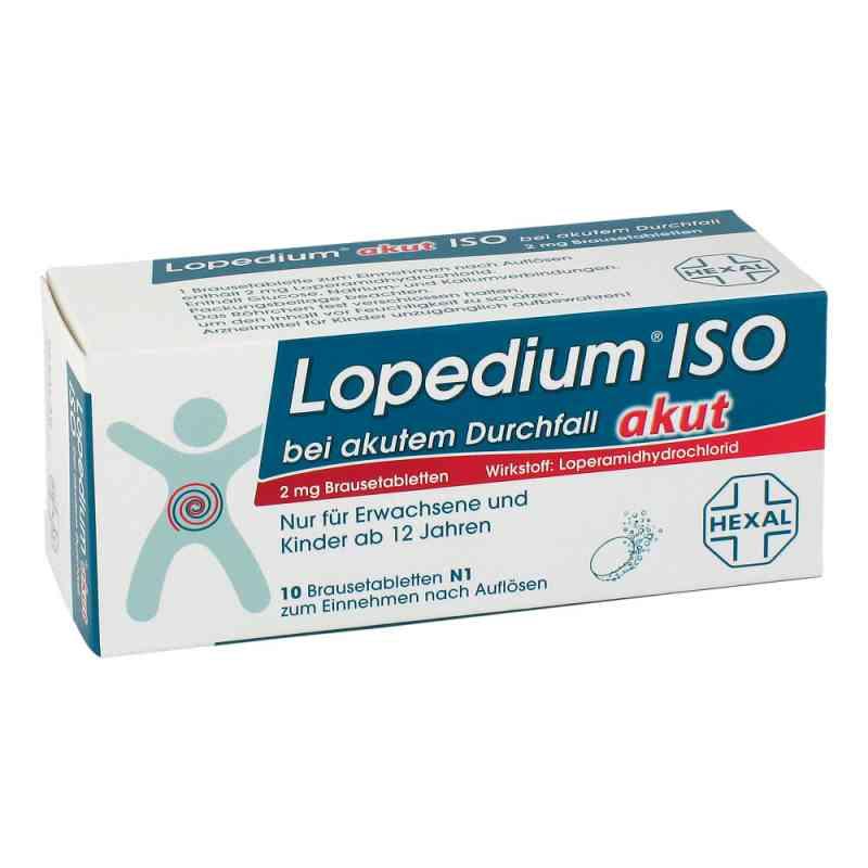 Lopedium akut ISO bei akutem Durchfall  bei versandapo.de bestellen
