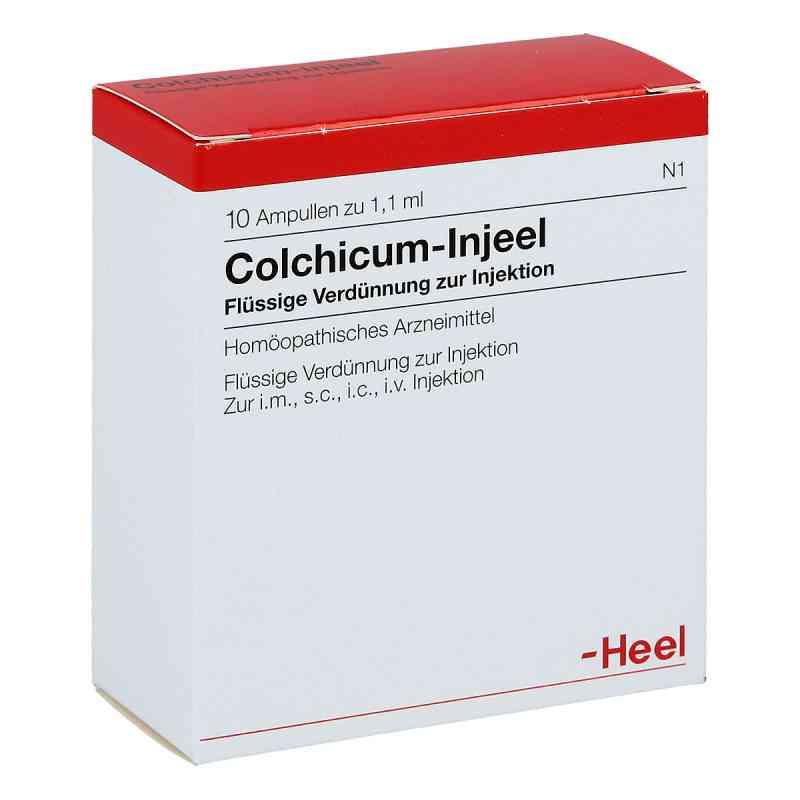 Colchicum Injeel Ampullen  bei versandapo.de bestellen