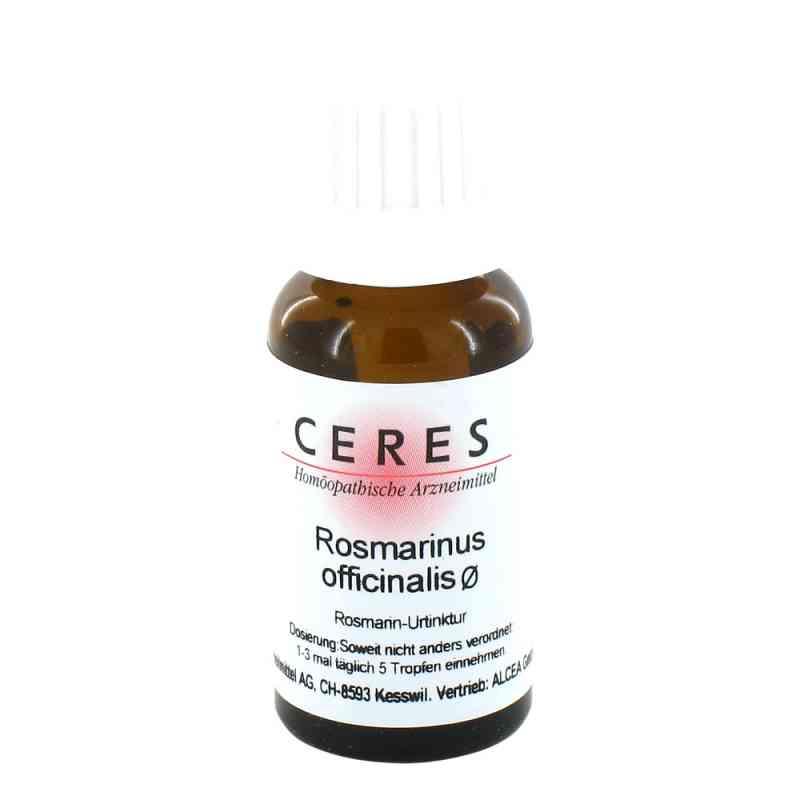 Ceres Rosmarinus officinalis Urtinktur  bei versandapo.de bestellen